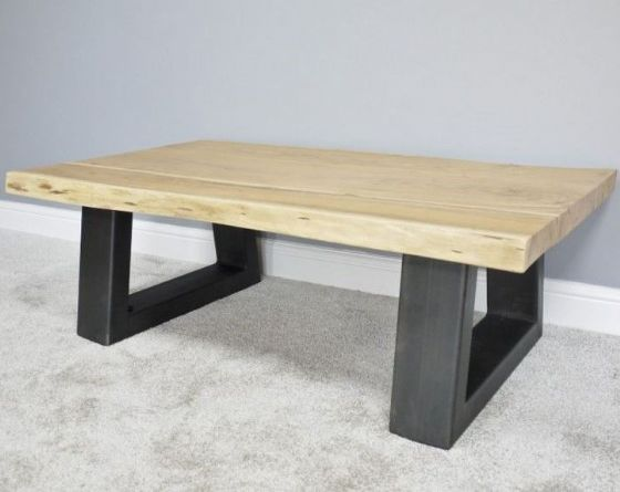 Live Edge Coffee Table - Special Order